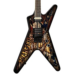 Dean Dimebag Wanted ML Electric Guitar (DB WANTED)