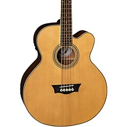 Dean EABC 5-String Cutaway Acoustic-Electric Bass (PLAYEABC5)