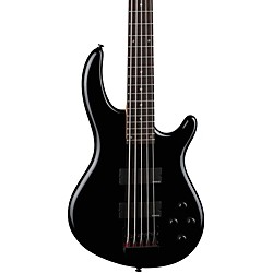 Dean Edge 5-String EMG Electric Bass Guitar (e5 emg cbk)