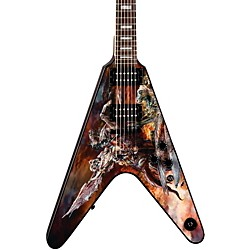 Dean Eric Peterson Hunter V Electric Guitar (EPV HUNTER)