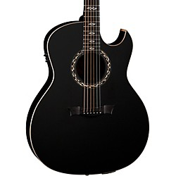 Dean Exhibition Ultra Classic Black Acoustic-Electric w/USB (EXULTRA CBK)