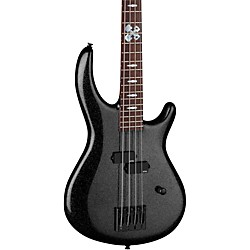 Dean John Campbell Edge Pro Electric Bass Guitar (EP JC BKSP)