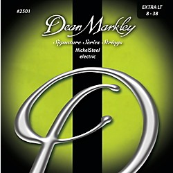 Dean Markley 2501 XL NickelSteel Electric Guitar Strings (2501)