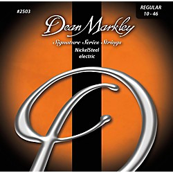 Dean Markley 2503 NickelSteel Regular Electric Guitar Strings (2503)