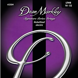 Dean Markley 2504 LTHB NickelSteel Electric Guitar Strings (2504)
