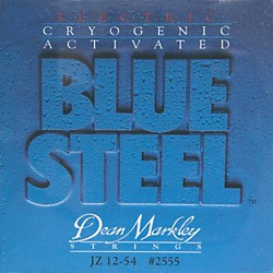 Dean Markley 2555 Blue Steel Heavy Electric Guitar Strings (2555)