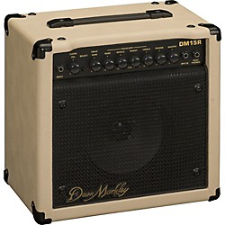 Dean Markley DM15R 15W Guitar Combo Amp (DM15R)