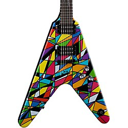 Dean Micheal Schenker Kaleidoscope Electric Guitar (ms kaliedo)