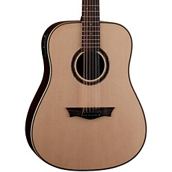 Dean Natural Series Dreadnought 12-String Acoustic-Electric Guitar with Aphex (NSD12 GN)