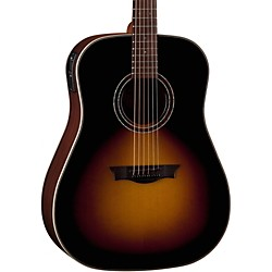 Dean Natural Series Dreadnought Acoustic-Electric Guitar with Aphex (NSD TSB)