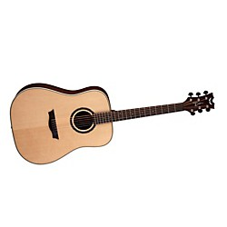 Dean Natural Series Dreadnought Acoustic Guitar (NSD GN NP)