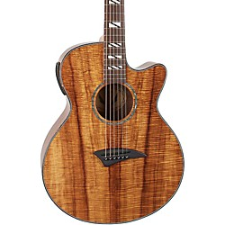 Dean Performer Koa Acoustic-Electric Guitar with Aphex (pe koa)