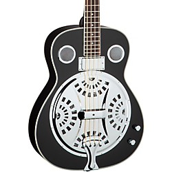 Dean Resonator Acoustic-Electric Bass (RES BASS CBK)