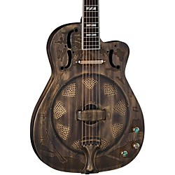 Dean Thinbody Cutaway Acoustic-Electric Resonator Guitar (RESCEHB)