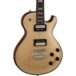 Dean Thoroughbred Deluxe Flame Top Electric Guitar (TB DLX GN)