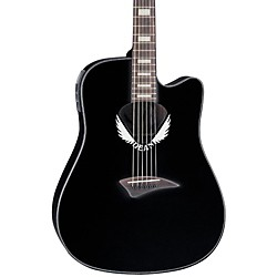 Dean V Wing Cutaway Dreadnought Acoustic-Electric Guitar (vwing)
