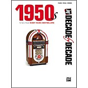 Alfred Decade by Decade 1950s Piano/Vocal/Chords