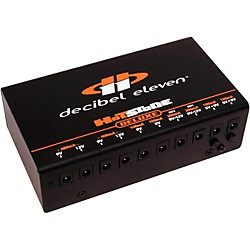 Decibel Eleven Hot Stone Deluxe Isolated DC Power Supply (DB11-HSD)
