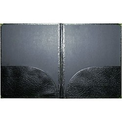 Deer River Deluxe Leatherette Band Folio (75 BLACK)
