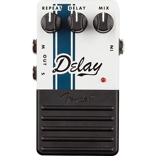 Fender Delay Guitar Effects Pedal-thumbnail