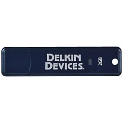 Delkin USB FLASH DRIVE (USED004000 DDPOCKET2.0-2G)