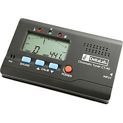 DeltaLab CT-40 Chromatic Tuner (CT-40)
