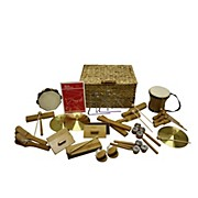Rhythm Band Deluxe 25 Player Bamboo Rhythm Kit