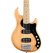 Fender Deluxe Active Dimension Bass Guitar V, Maple Fingerboard