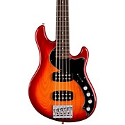 Fender Deluxe Active Dimension Bass V, Rosewood Fingerboard