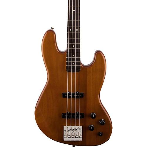 Fender Deluxe Active Jazz Bass Okume Rosewood Fingerboard Electric Bass Guitar-thumbnail