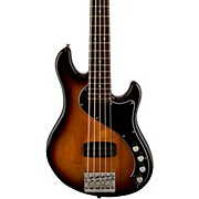 Squier Deluxe Dimension Bass V Rosewood Fingerboard Five-String Electric Bass Guitar