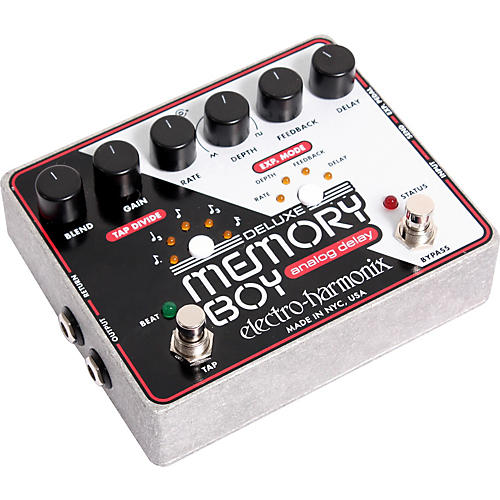 Electro-Harmonix Deluxe Memory Boy Delay Guitar Effects Pedal-thumbnail