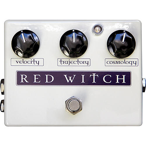 Red Witch Deluxe Moon Phaser Pedal