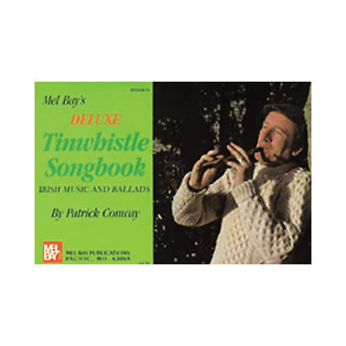 Mel Bay Deluxe Tin Whistle Songbook-thumbnail