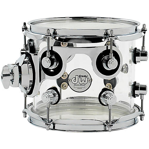 DW Design Series Acrylic Tom with Chrome Hardware-thumbnail