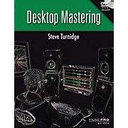 Hal Leonard Desktop Mastering Inside Secrets To Mastering Your Recordings - Music Pro Guides Series Book/DVD-ROM