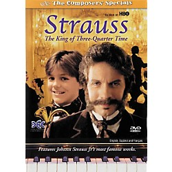 Devine Entertainment Strauss: The King of Three Quarter Time (DVD) (320407)