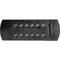 DiMarzio DP138 Virtual Acoustic Pickup with Volume Control (DP138BK)