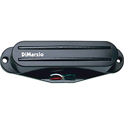 DiMarzio DP218 Super Distortion S Strat Humbucker Pickup (DP218BK)