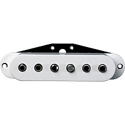DiMarzio DP420 Virtual Solo Bridge Hum Canceling Strat Pickup (DP420BK)