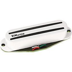 DiMarzio Satch Track Neck Strat Pickup Single Coil (DP425W)