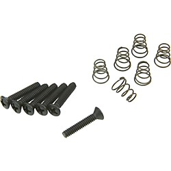 DiMarzio Vintage Style Single Coil Mounting Hardware Kit (FH1311BK)