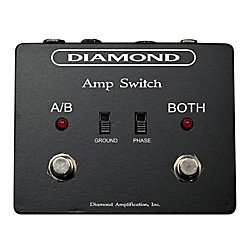 Diamond Amplification Amp Switch A/B/Y Amp Footswitch (Amp Switch)