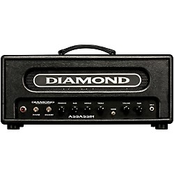 Diamond Amplification Assassin Vanguard Series 22W Tube Guitar Amp Head (Assassin)