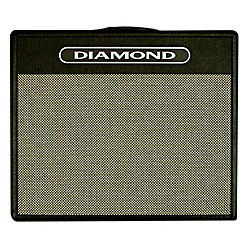 Diamond Amplification Balinese USA Custom Series 25W Tube Guitar Combo Amp (Balinese)