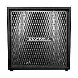Diamond Amplification Custom 4x12 120W 8 Ohm Guitar Cab (Custom 4x12 SM)