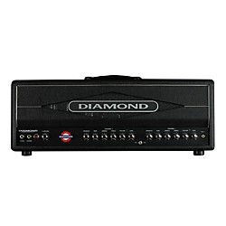 Diamond Amplification Hammersmith USA Custom Series 100W Vintage / Modern Tube Guitar Amp Head (Hammersmith)