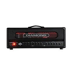 Diamond Amplification Heretic USA Custom Series100W Modern Tube Guitar Amp Head (USED004000 Heretic)