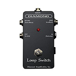 Diamond Amplification Loop Switch Footswitch (Loop Switch)