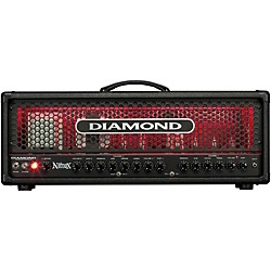 Diamond Amplification Nitrox USA Custom Series 100W Modern Tube Guitar Amp Head (Nitrox)